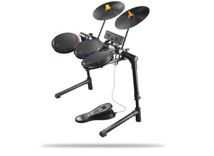Logitech sort la Wireless Drum Controller pour PS3, Xbox 360 et Wii
