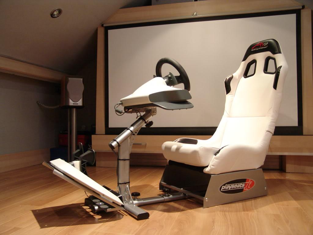 Playseat : le compagnon idéal de vos jeux de simulation de conduite