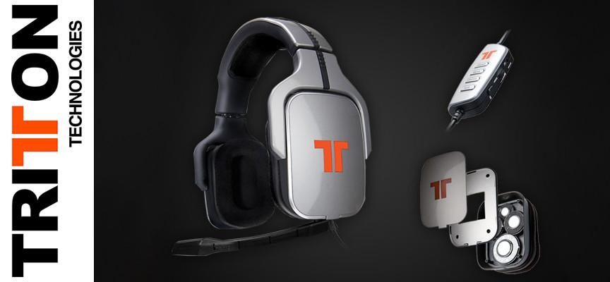 Test Tritton AX Pro – Casque Surround | PS4 / PS3 / Xbox / PC