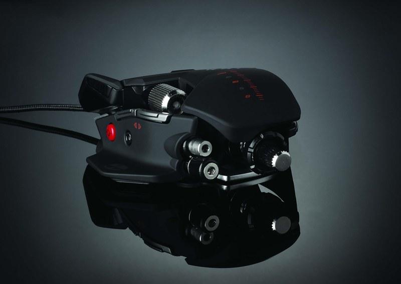 MadCatz Cyborg R.A.T, une souris ? pour gamer !!!