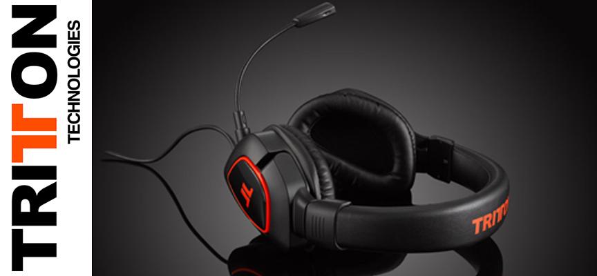 Test Tritton AX 180 - Casque Stéréo | Xbox 360 / PS3 / PS4 / Wii / PC