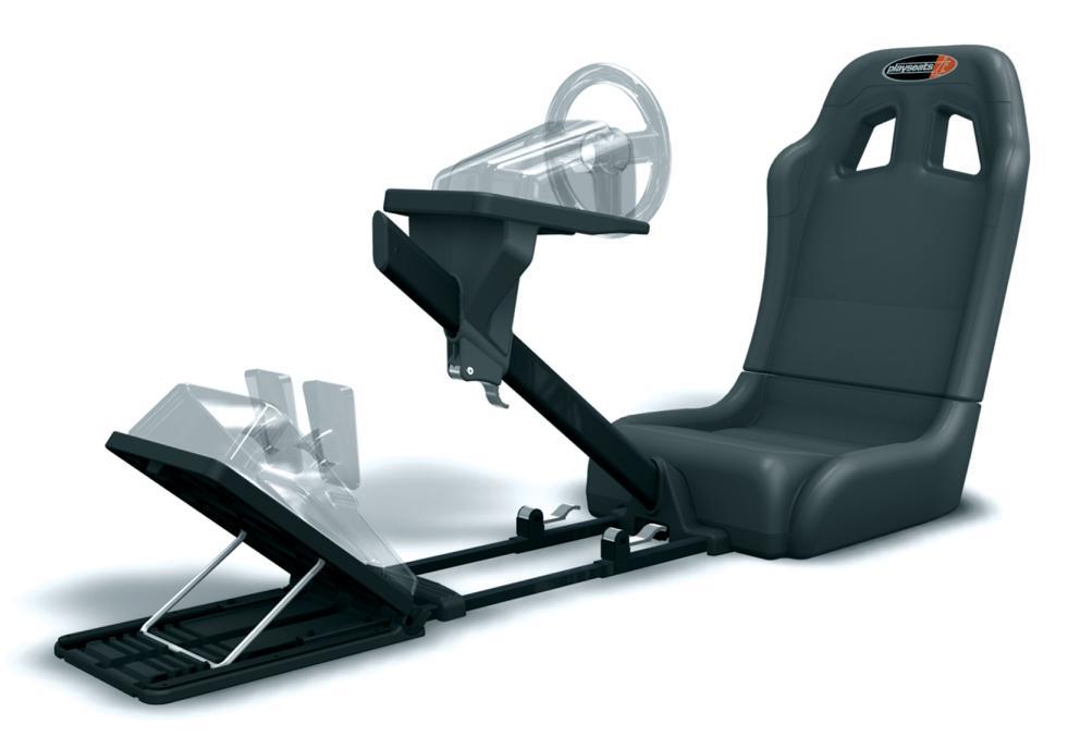 playseat le compagnon id al de vos jeux de simulation de conduite. Black Bedroom Furniture Sets. Home Design Ideas