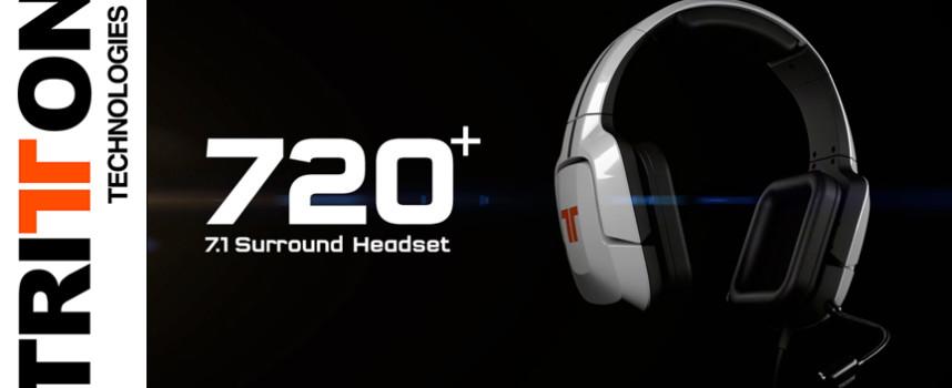 Test Tritton AX 720 / 720+ – Casque Surround | PS4 / PS3 / Xbox / Wii U / PC / Mac