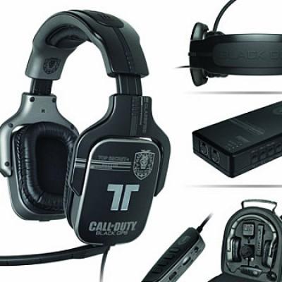 Casque Tritton «Call Of Duty Black Ops» de Mad Catz
