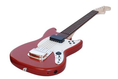 Une vraie guitare Fender Stratocaster pour Rock Band 3