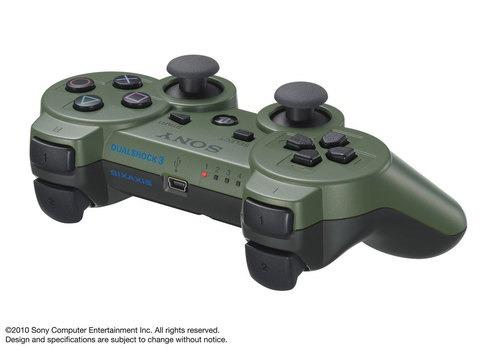 Nouveau coloris pour le DualShock 3