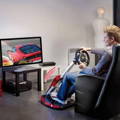 Volant «Ferrari Wireless GT Cockpit 430 Scuderia Edition» de Thrustmaster