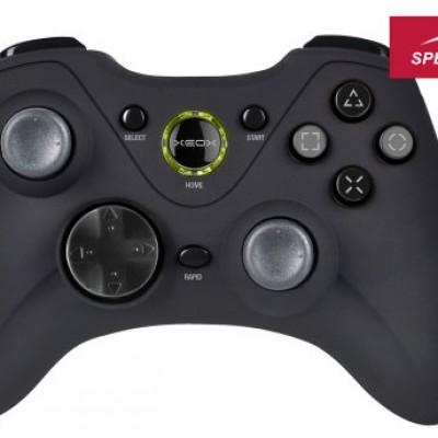 Speedlink XEOX Pro, gamepad au look Xbox 360 pour Playstation 3