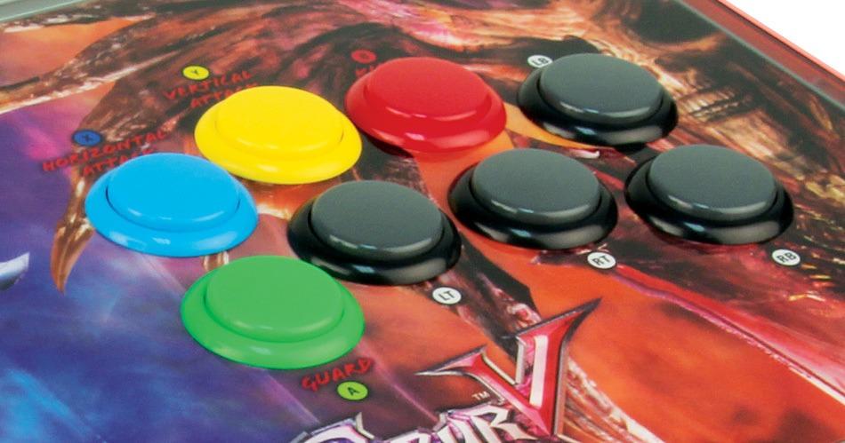 Arcade Stick 171 Soul Calibur V Soul Edition 187 De Mad Catz