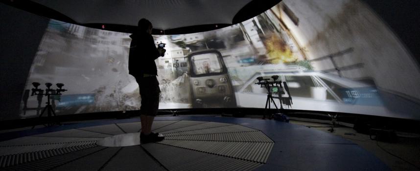 Simulateur Battlefield 3