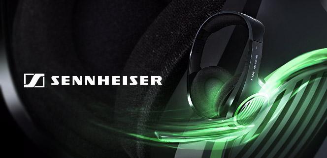 Casques Gamer Sennheiser pour Xbox 360