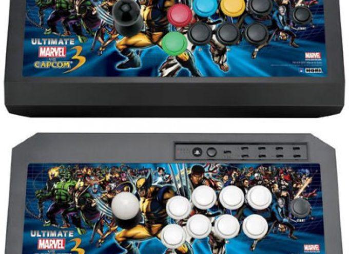 Stick Arcade Ultimate Marvel Vs Capcom 3