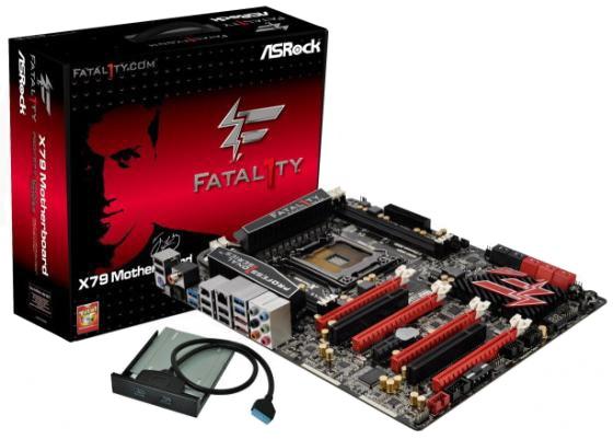 Carte mère pour gamer Asrock Fatal1ty X79 Professional