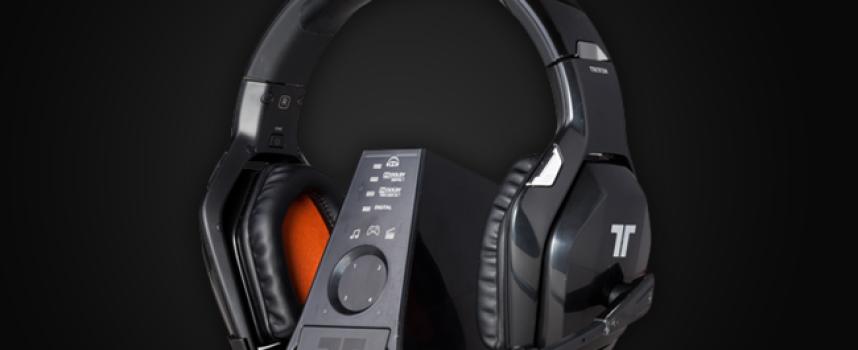 Focus sur la nouvelle game de casque Tritton pour Xbox 360