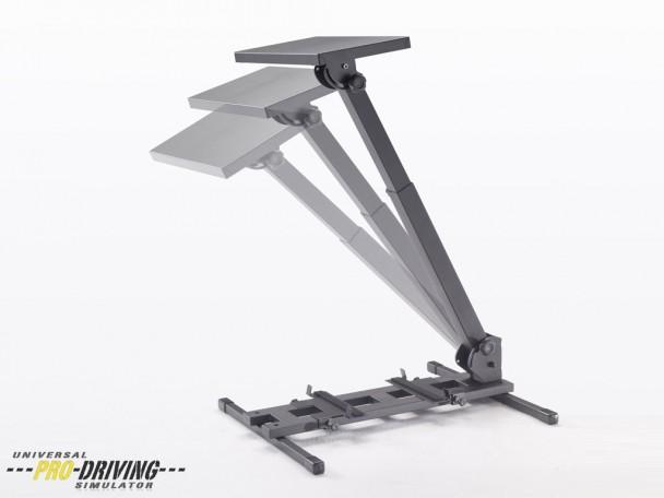 test universal pro driving simulator support volant. Black Bedroom Furniture Sets. Home Design Ideas