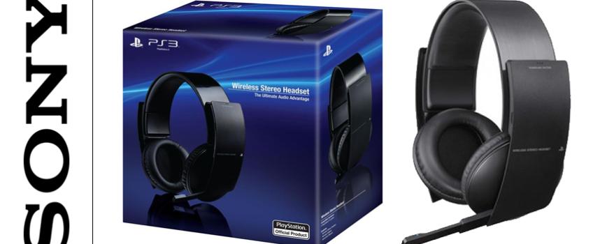 Test Sony 7.1 Wireless – Casque Surround | PS3
