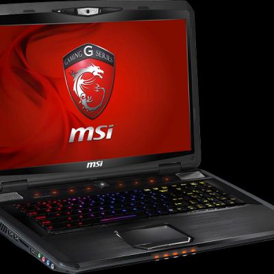 MSI GT783 un nouveau portable pour gamer