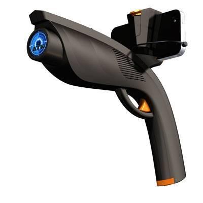 Xappr Gun le pistolet pour smartphone !