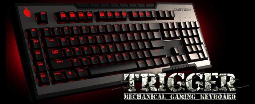 Cooler Master annonce le clavier Trigger