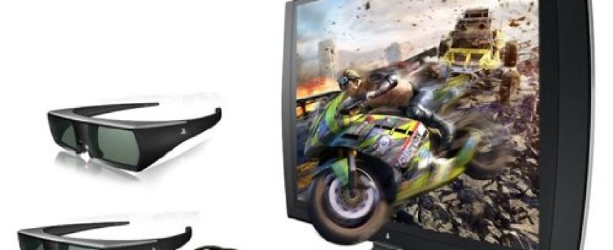 Sortie confirmé pour l'ecran 3D PlayStation 3 de Sony