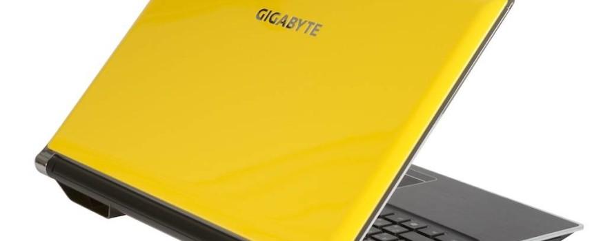 Portable Gamer Gigabyte P2543G