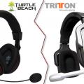 Casque Turtle Beach PX5 vs Casque Tritton AX Pro