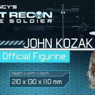 Figurine Ghost Recon : Future Soldier
