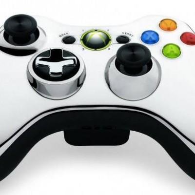 Du chrome pour les gamepad Xbox 360