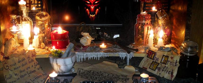 Gamer Room #0002 : Diablo III