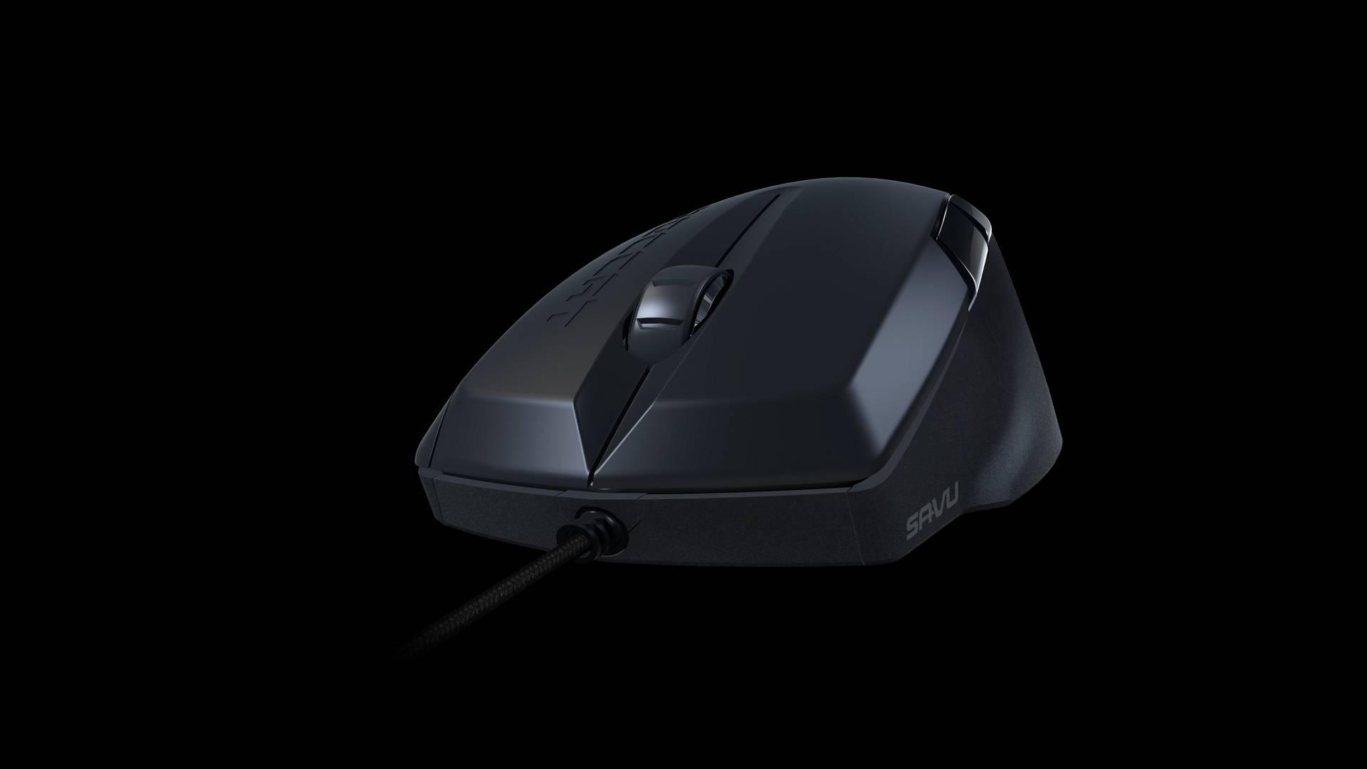 Roccat Savu , une souris hybride !