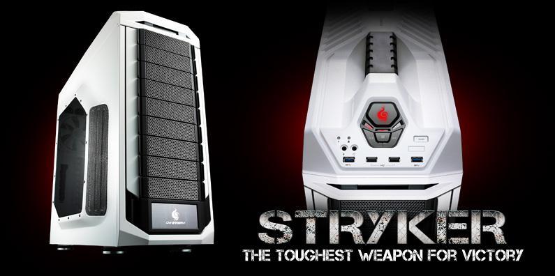 Boîtier gamer Cooler Master Stryker