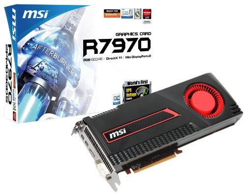 Records battus par la Radeon HD 7970 Lightning de MSI