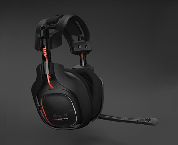 Trailer casque sans fil Astro Gaming A50