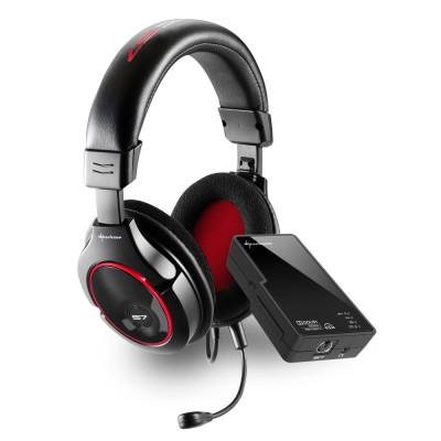 Casque gamer Sharkoon X-Tatic S7, compatible Dolby Pro Logic IIx