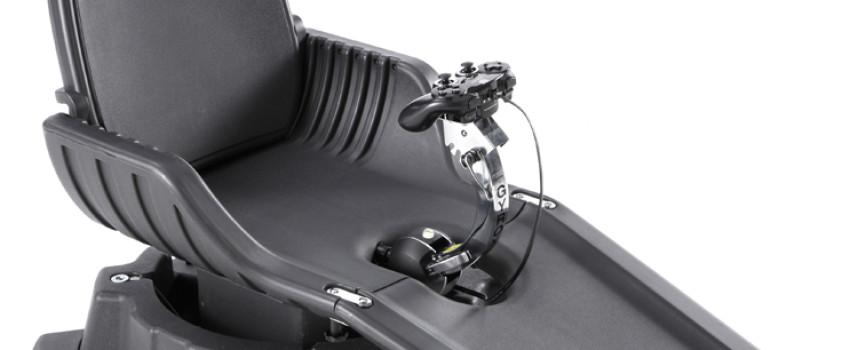 Simulateur 3D Gyroxus – Full Motion Control