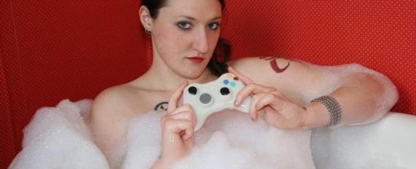 Le savon du gamer !