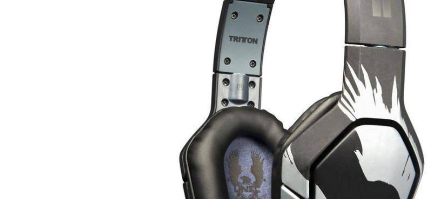 Casque Tritton Halo 4 chez Mad Catz