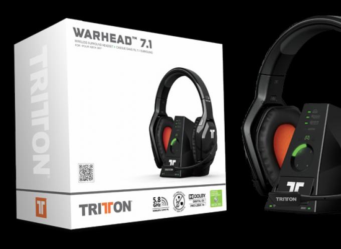 Test Tritton Warhead – Casque Surround | Xbox 360