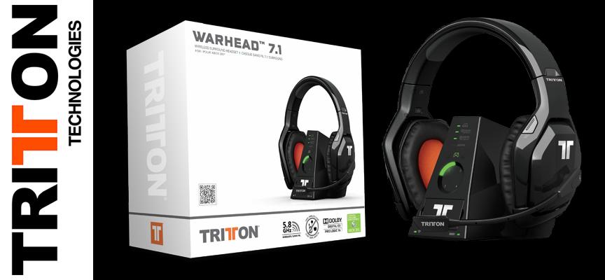 Test Tritton Warhead - Casque Surround | Xbox 360