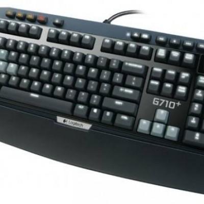 Clavier Logitech G710+, aussi silencieux qu'un murmure !