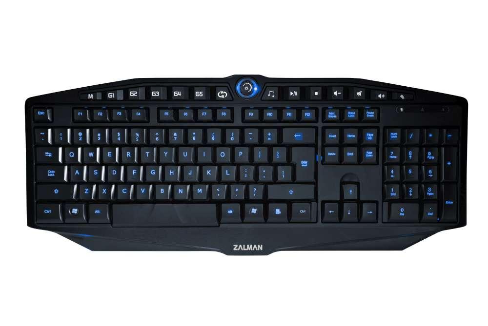 ZM-400G le clavier gamer par Zalman