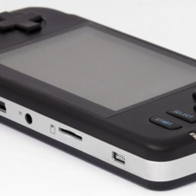GCW-Zero, la console portable dédiée au rétro-gaming