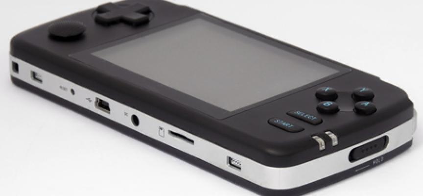 gcw zero la console portable d di e au r tro gaming. Black Bedroom Furniture Sets. Home Design Ideas