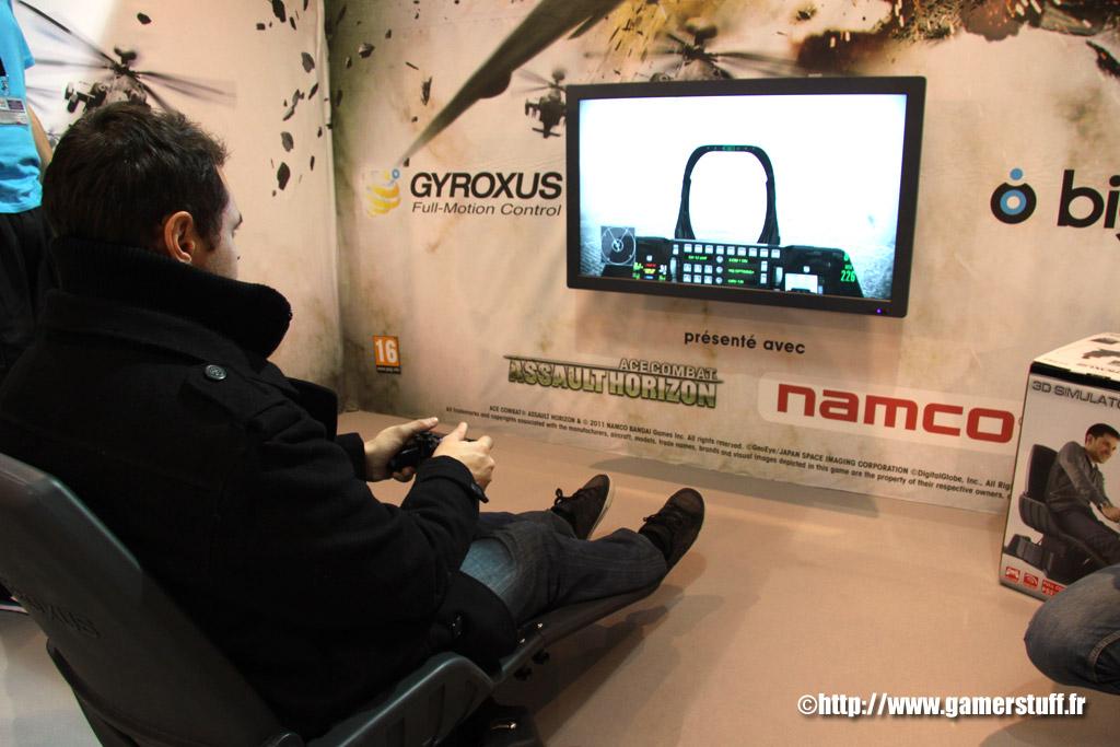 [Paris Games Week 2012] On en revient !