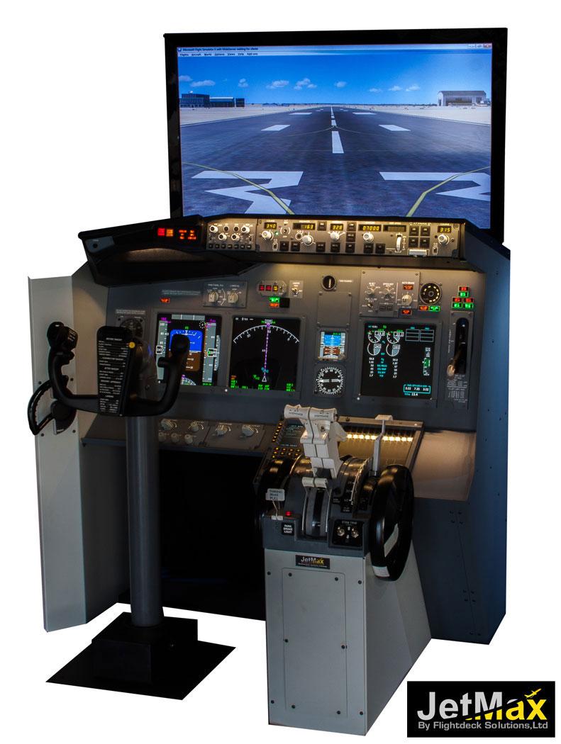 simulateur de vol en ligne