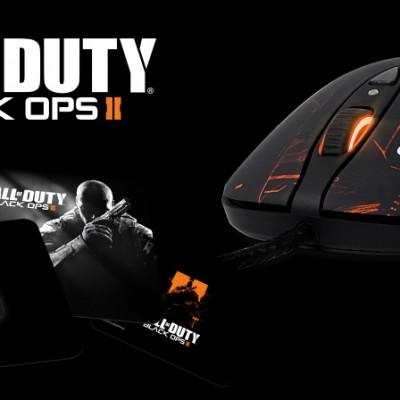 Souris et tapis de souris Call Of Duty Black OPS II