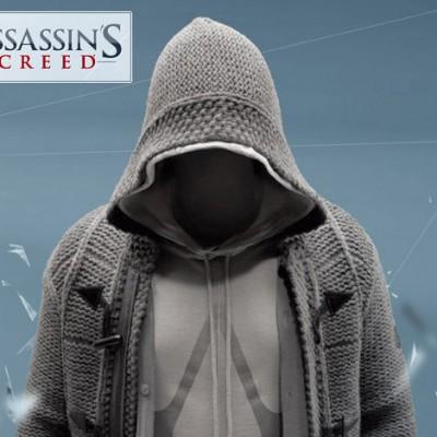 Des gammes de vêtements à la mode Assassin's Creed