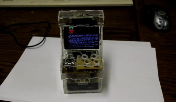 Borne arcade Raspberry Pi