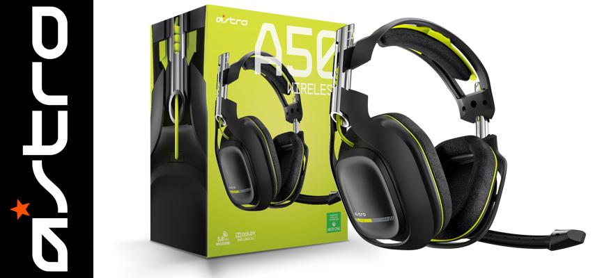 Test Astro Gaming A50 2014 - Casque Surround