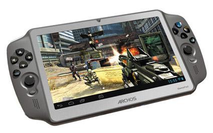 Console Archos Gamepad